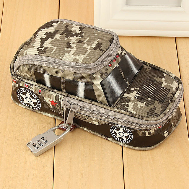 Car Pencil Case For Kids