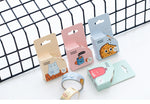 4 Pcs Kawaii Cookies Washi Tape