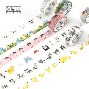 Fairytale Premium Washi Tape