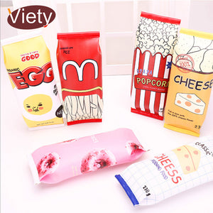 Food Package Pencil Case