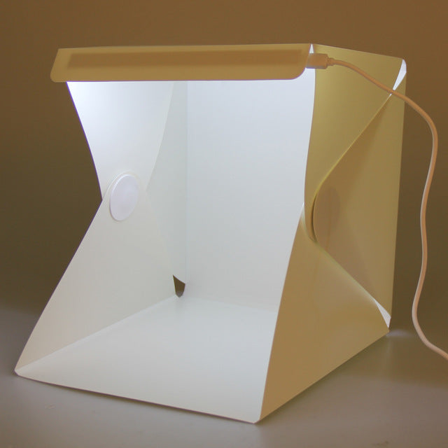Portable Mini Folding Lightbox and Photo Studio For Product Photography