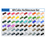 Touchfive 30/40/60/80/168 Colors Pen Marker Set