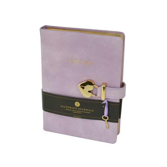 Victoria's Journal Hard Cover With Lock