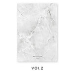 Japanese Marble A5 Notebook