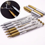 Waterproof Metallic Permanent Marker