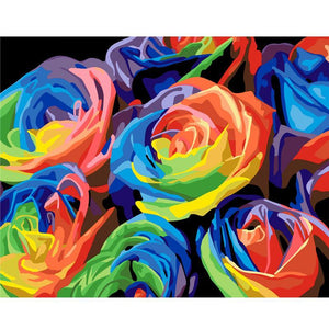 Multi-Color Roses