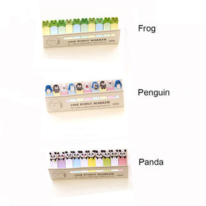 Cute Animals Sticky Notes
