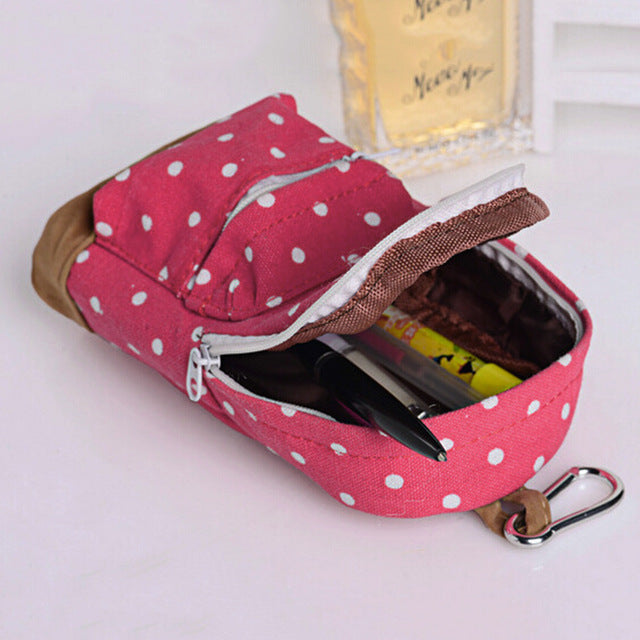Korean Cute Bag Pencil Case