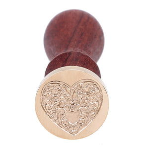 Wood Sealing Wax Stamp