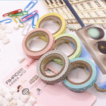 5PCS/Pack Candy Washi Tape
