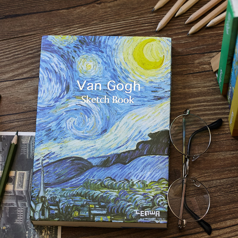 Van Gogh A5 Journal