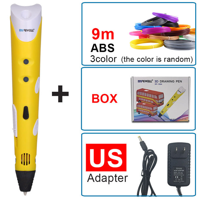 3D Printer Pen Set