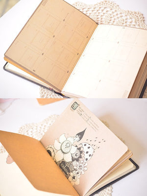 Little Secret Hardbound Notebook Journal