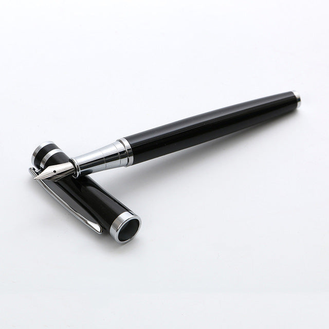 Silver Luxury Fountain Pen