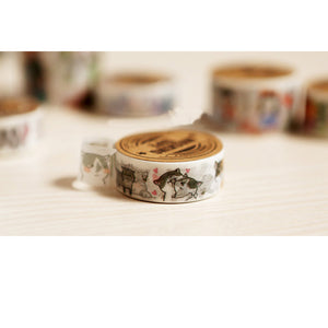 Lovely Cat Washi Tape