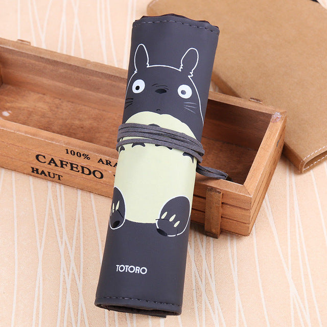Totoro Rolling Pencil Case