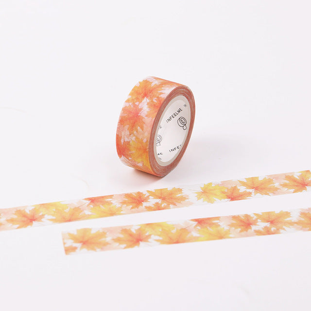2-Pack Seasons Of Love Premium Washi Tape