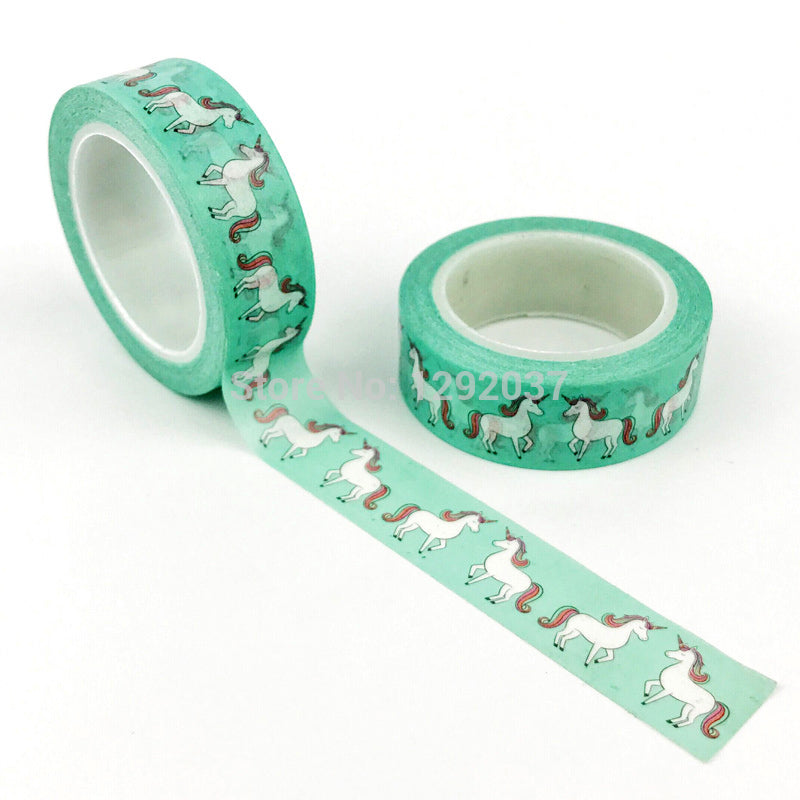 Unicorn Washi Tape