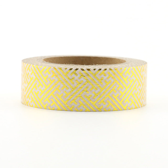 Your Highness Golden Foil Washi Tape