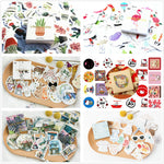 40 Pcs Kawaii Stickers