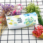 Watercolor Style Pencil Case