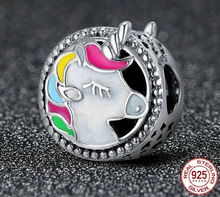Magical Unicorn Charm