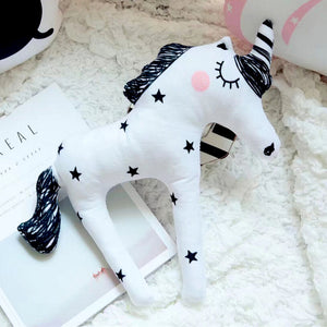 Cute Unicorn Cuddle Pillow