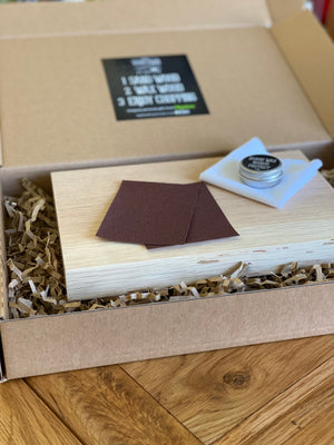 Make Your Own Chopping Board Kit