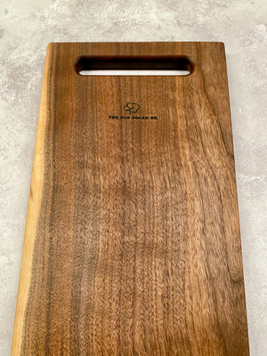 Walnut Serving Board #4156
