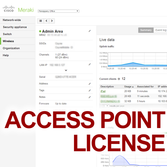 Cisco Meraki Systems Manager License – Moo Moo Networks