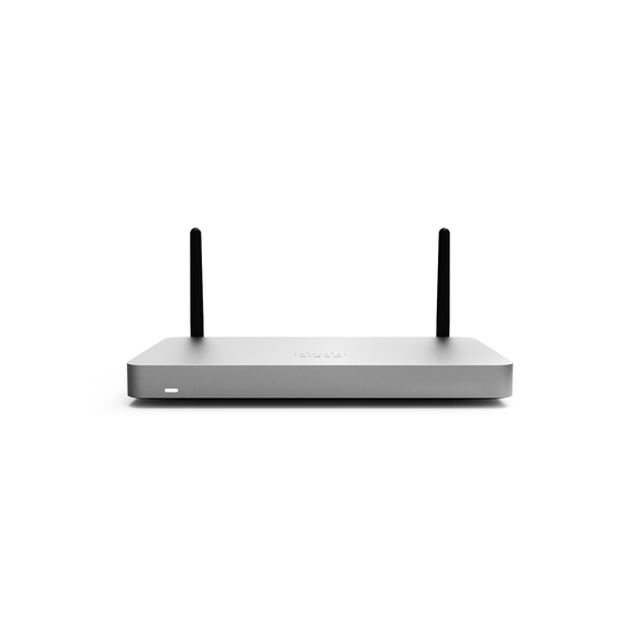 Meraki MX67W Security Appliance with 802.11ac Wave 2