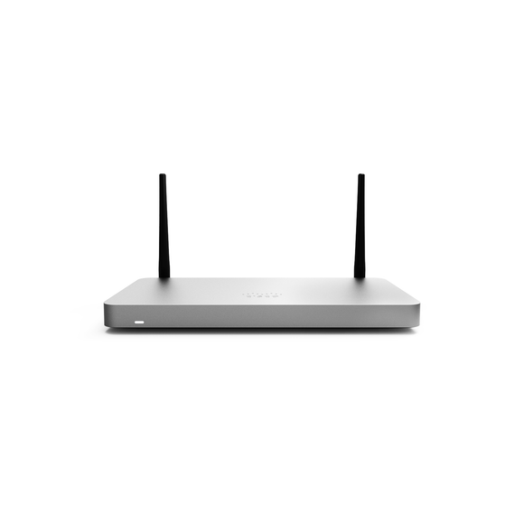 Meraki MX68CW Security Appliance with 802.11ac Wave 2 and integrated LTE