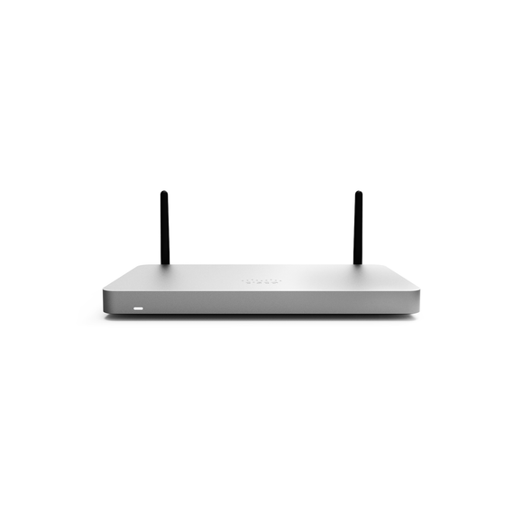 Meraki MX68W Security Appliance with 802.11ac Wave 2