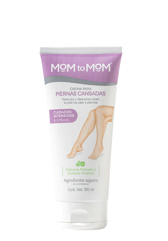 "Crema Intensiva para Estrías en el Embarazo MOM to MOM ETAPA ""b""  250ml"