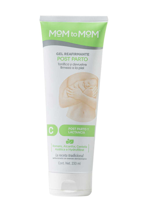Gel Reafirmante Postparto y Lactancia MOM to MOM ETAPA c 230ml
