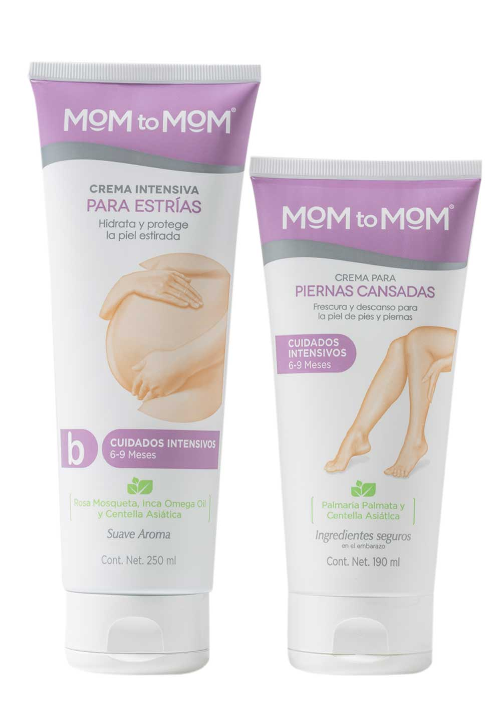"Kit MOM to MOM ETAPA ""b"" - 2 productos"