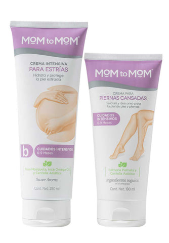 "Kit MOM to MOM ETAPA ""a"" - 2 productos"