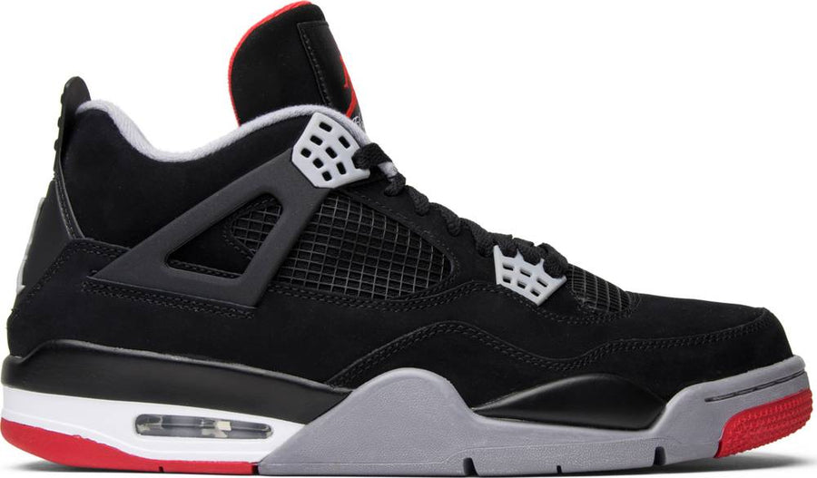 Air Jordan 4 Retro 'Bred' 2012