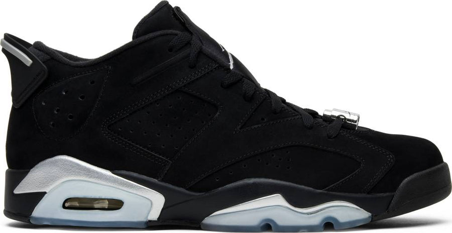 Air Jordan 6 Retro Low 'Chrome'