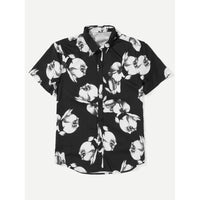 Men All Over Florals Shirt