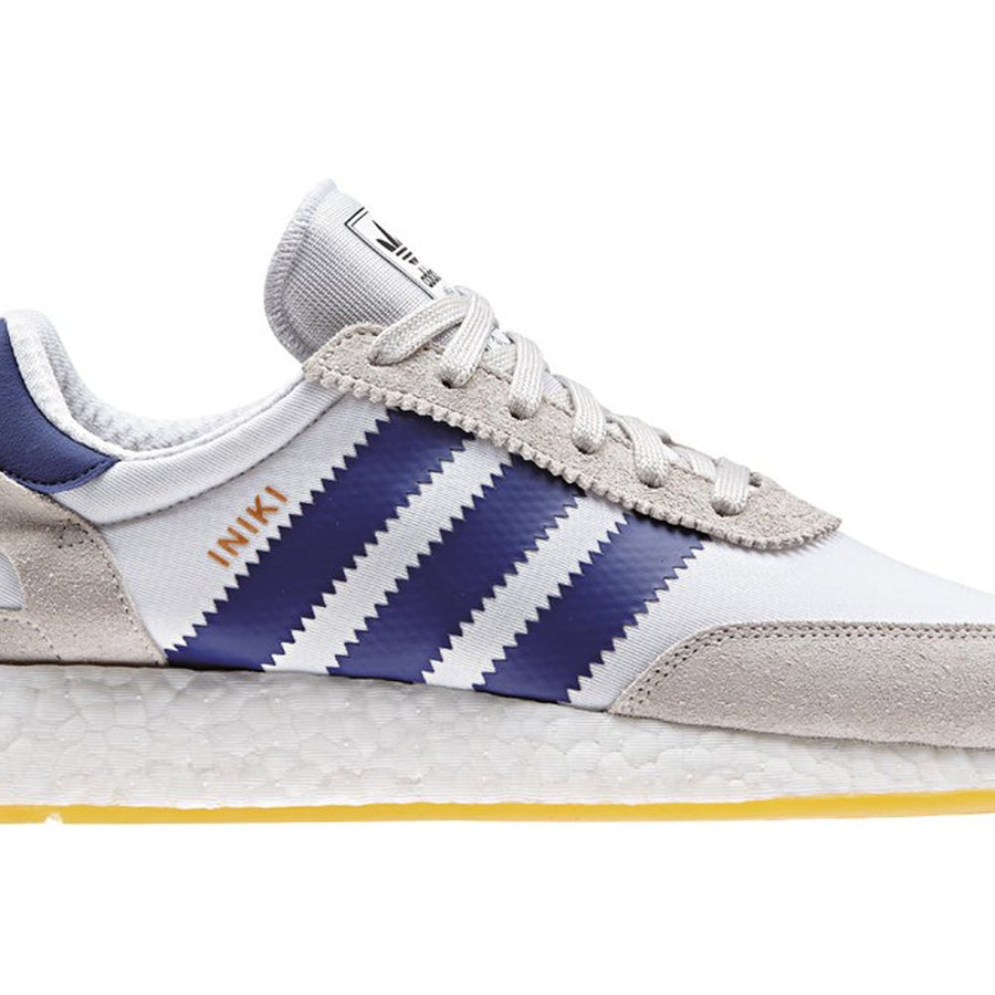 INIKI RUNNER WHITE NAVY RUN
