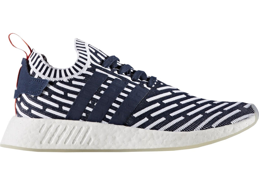 NMD R2 NAVY WHITE