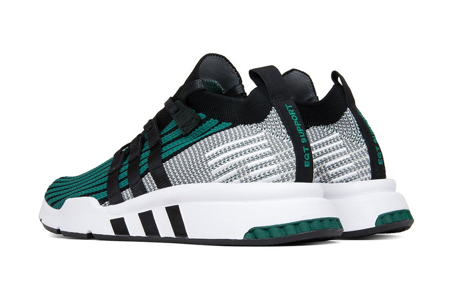 EQT ADV MID PK CORE BLACK/ SUB GREEN