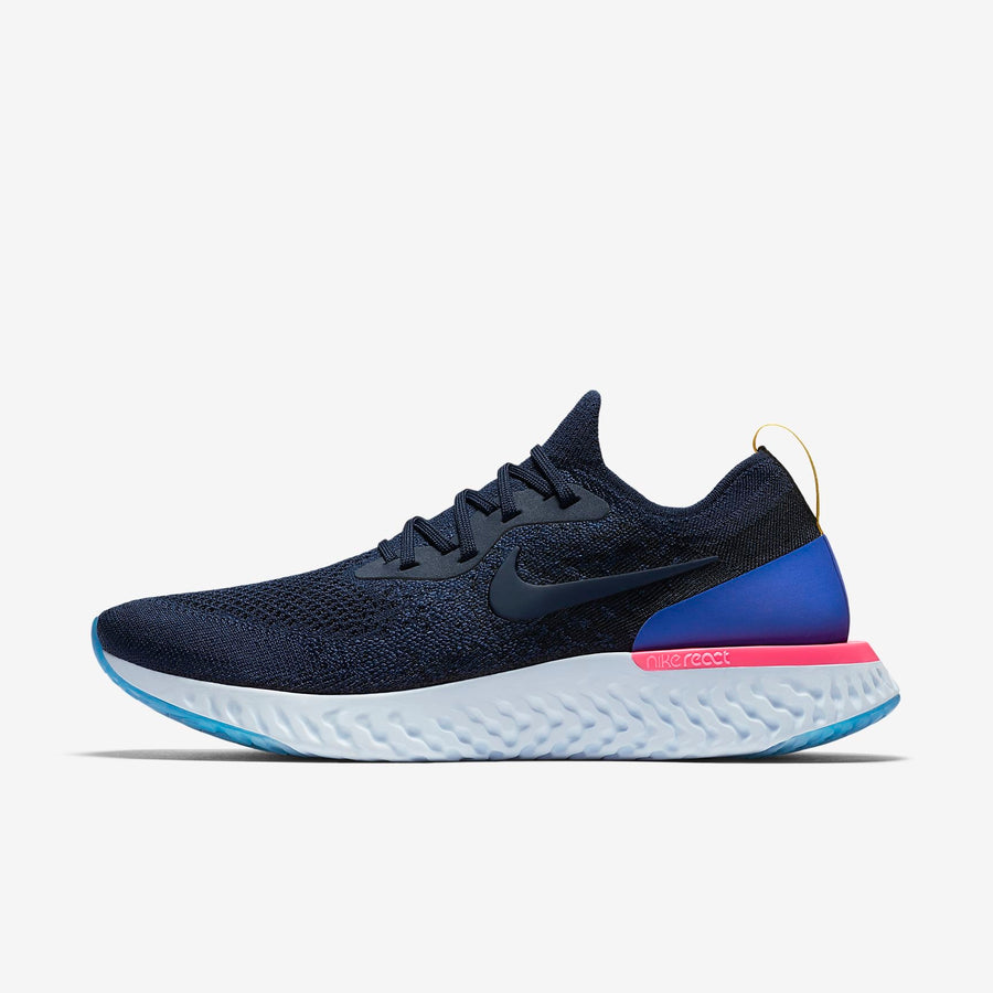 NIKE AIR EPIC FLYNIT  DARK BLUE