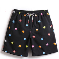 Pac Man Swimwear Boardwalk shorts