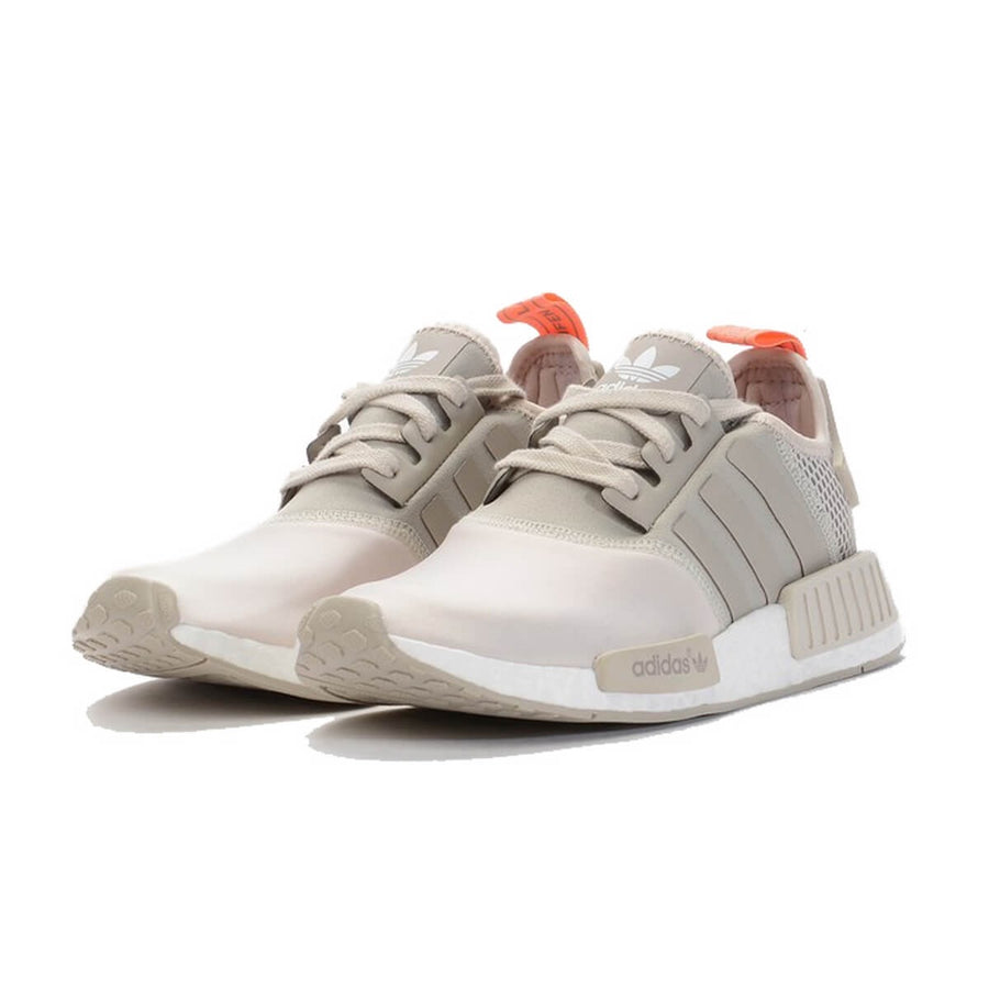 NMD R1   CLEAR BROWN TAN