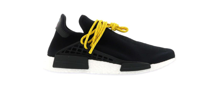 NMD HU Pharrell Human Species Black
