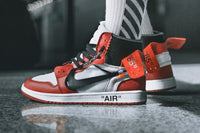 JORDAN 1 RETRO OFF WHITE