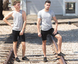 Men Shorts Casual Knee Length Short Bottoms Jeans Soft Zipper Trunks Slim Fit Cargo Denim Shorts