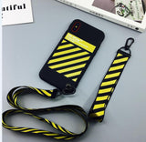 Off White iPhone Case Virgil Abloh